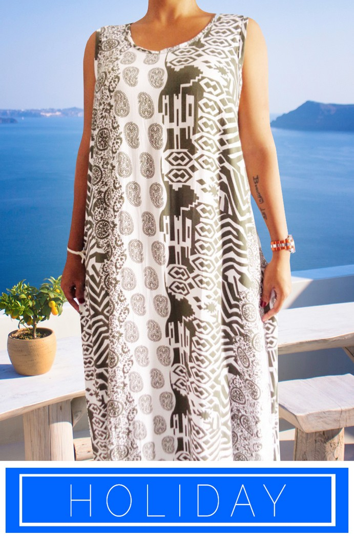 Bali Kaftan Resort Wear Clothing Manufacturers Wholesale Plus Size